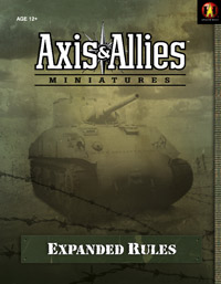 Axis & Allies Expanded Rules Guide + Starter (engl.)