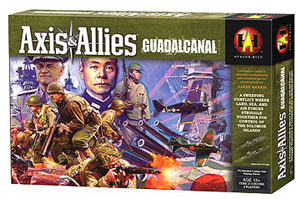 Axis & Allies - Guadalcanal (engl.)