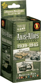 Axis & Allies 1939-1945 Booster (engl.)