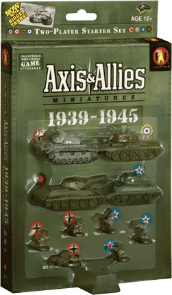 Axis & Allies 1939-1945 Starter (engl.)