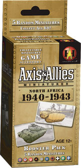 Axis & Allies 1940-1943 Booster (engl.)