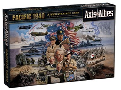 Axis & Allies Pacific 1940 (engl.)