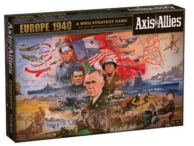 Axis & Allies Europe 1940 (engl.)