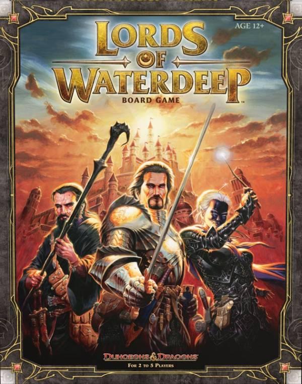 Lords of Waterdeep (engl.)