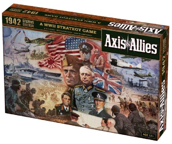 Axis & Allies 1942 (2nd Edition) (engl.)