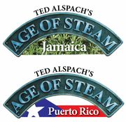 Age of Steam - Jamaica & Puerto Rico (engl.)