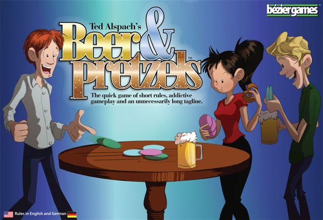 Beer & Pretzels (engl.)