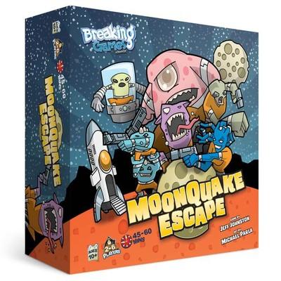 Moon Quake Escape (engl.)