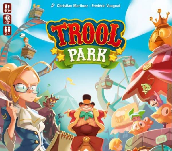 Trool Park (deutsch/engl.)
