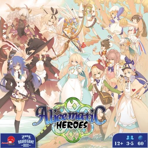 Alicematic Heroes (deutsch)