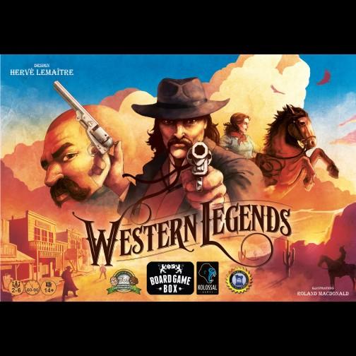 Western Legends Deutsch