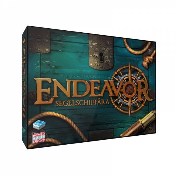 Endeavor: Segelschiffära (deutsch)