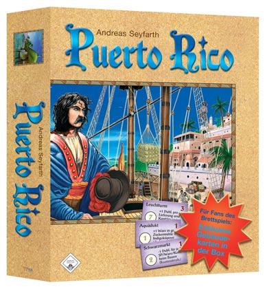 Puerto Rico inkl. Erweiterung für das Brettspiel (für PC)
