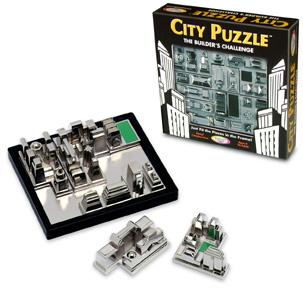 City Puzzle (engl.)