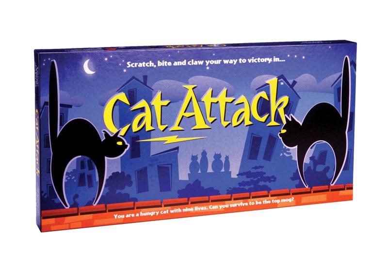 Cat Attack (engl.)