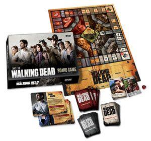 Walking Dead Boardgame (engl.)