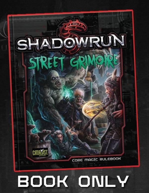 Shadowrun: Street Grimoire (engl.)