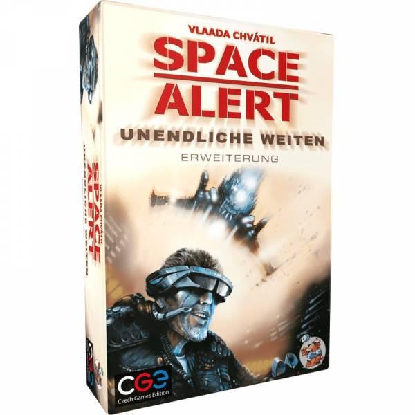 Space Alert: Unendliche Weiten (Erw.)