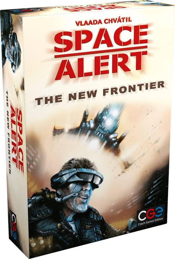 Space Alert: New Frontier (Exp.) (engl.)