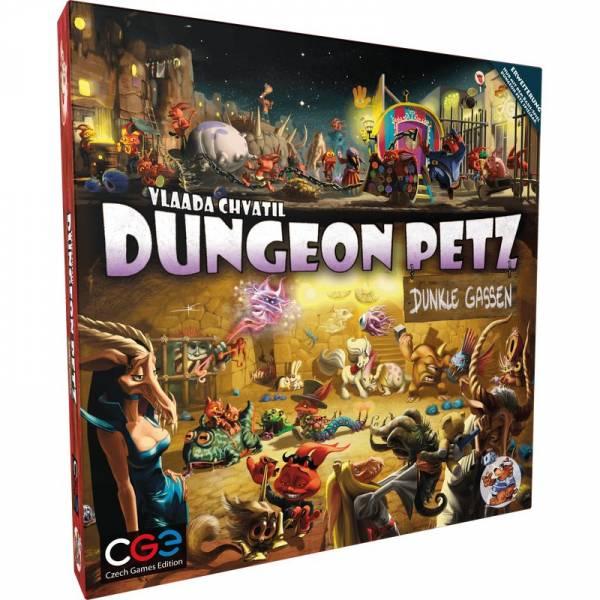 Dungeon Petz: Dunkle Gassen (Erw.)