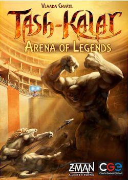 Tash-Kalar: Arena of Legends (engl.)