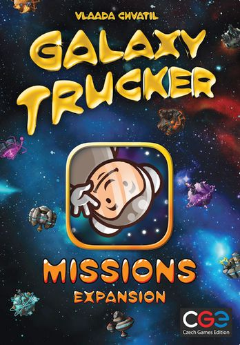Galaxy Trucker: Missions (Exp.) (engl.)