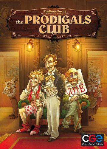 The Prodigals Club (engl.)