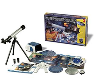 Der Sternenhimmel und das Teleskop