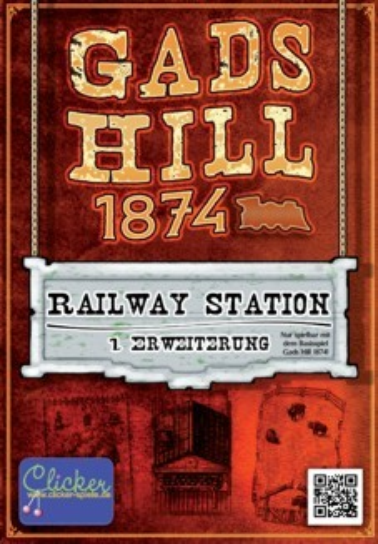 Gads Hill 1874: Railway Station (Erw.)