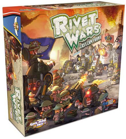 Rivet Wars (engl.)