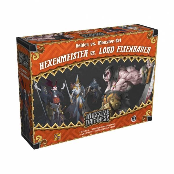 Massive Darkness - Hexenmeister vs. Lord Eisenhauer (Erw.)