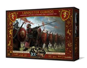 A Song of Ice & Fire: Miniaturenspiel - Lannister Guards (Erw.) (deutsch)