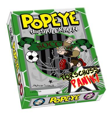 Popeye the Sailorman: Torschuss-Panik