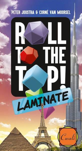 Roll to the Top Laminate (international)