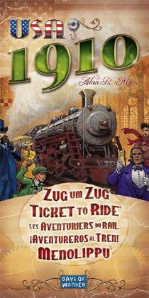 Zug um Zug USA 1910 (Erw.)