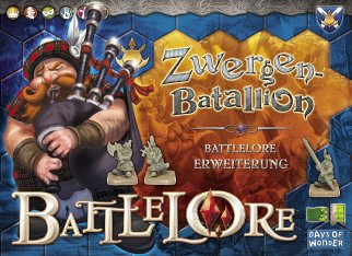 BattleLore - Zwergen-Bataillon (Erw.)