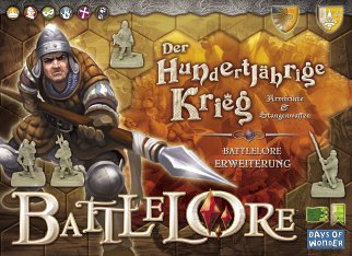 BattleLore - Der hundertjährige Krieg (Erw.)
