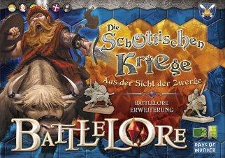 BattleLore - Die schottischen Kriege (Erw.)