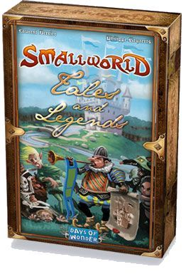 Small World: Tales & Legends (Exp.) (engl.)