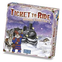 Ticket to Ride Nordic (engl.)
