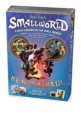 Small World: Be Not Afraid (Exp.) (engl.)