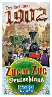 Zug um Zug Deutschland 1902 (Erw.)