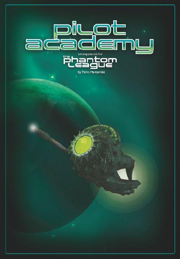 Phantom League: Pilot Academy (Exp.) (engl.)