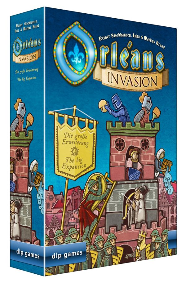 Orléans: Invasion (Erw.) (deutsch/engl.)