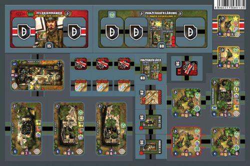 Heroes of Normandie: 21st Panzergren Pack (Exp.) (engl.)