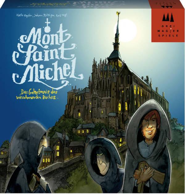 Das Geheimnis von Mont Saint Michel