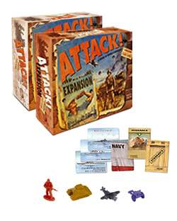 Attack! Expansion (engl.)