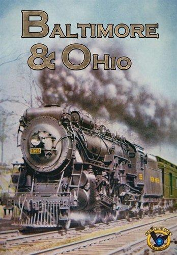 Age of Steam: Baltimore & Ohio (deutsch/engl.)