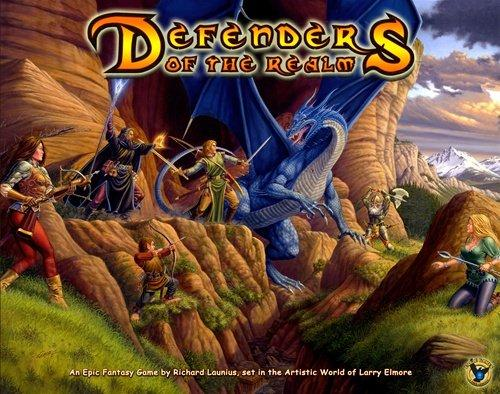 Defenders of the Realm: The Dragon (Exp.) (engl.)