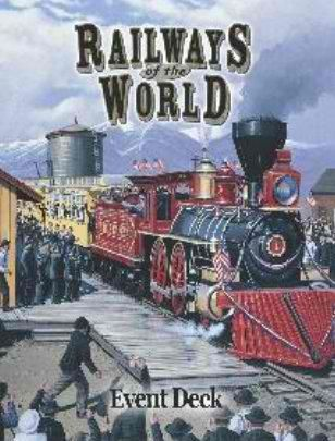 Railways of the World: Event Deck (Exp.) (engl.)